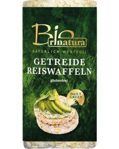 Rinatura Bio Getreide-Reiswaffeln, 100 g
