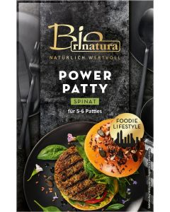rinatura Spinat-Bratlinge Bio 150 G