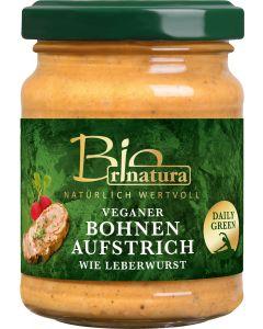 Rinatura Bio veganer Brotaufstrich, 110 g im Glas