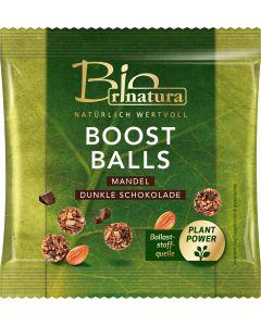 BOOST BALLS MANDLE & DUNKLE SCHOKOLADE BIO von RINATURA, 38 G
