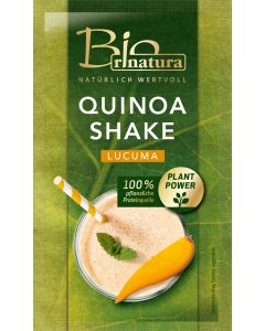 QUINOA SHAKE LUCUMA BIO von RINATURA, 15 G